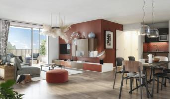 Toulouse programme immobilier neuve « Oxygen » en Loi Pinel  (3)