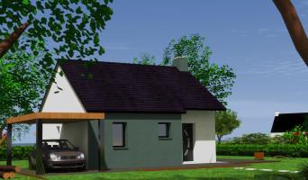 Brélès programme immobilier neuve « Les Hauts de L'Aber Ildut »  (2)