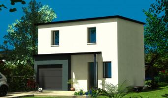 Brélès programme immobilier neuve « Le Chemin de Kergroadez »  (3)