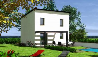 Brélès programme immobilier neuve « Le Chemin de Kergroadez »  (4)