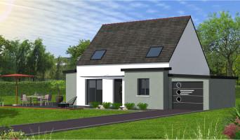 Brélès programme immobilier neuve « Le Chemin de Kergroadez »  (5)