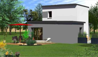 Brélès programme immobilier neuve « Le Sentier de Bel Air »  (2)