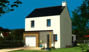 Brélès programme immobilier neuve « Le Sentier de Bel Air »  (3)