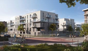 Mons-en-Barœul programme immobilier rénové « Axiome » en loi pinel
