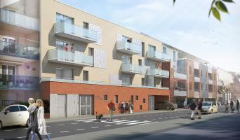 Armentières programme immobilier neuf « Carré des Octaves » en Loi Pinel