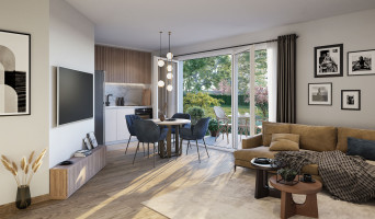 Villiers-le-Bel programme immobilier neuve « Programme immobilier n°218917 » en Loi Pinel  (4)