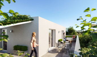 Montpellier programme immobilier neuve « Lis&Léa » en Loi Pinel  (3)