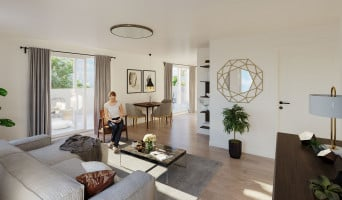 Montpellier programme immobilier neuve « Lis&Léa » en Loi Pinel  (4)