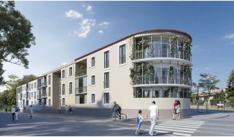 Vendargues programme immobilier rénové « Rosae » en loi pinel