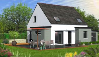 Lesneven programme immobilier neuve « Pen Ar C'Hoat »  (2)