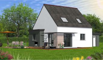 Ploudalmézeau programme immobilier neuve « Chemin des Dunes »  (2)