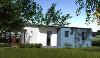 Ploudalmézeau programme immobilier neuve « Chemin des Dunes »  (4)