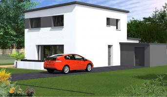 Ploudalmézeau programme immobilier neuve « Tréompan »  (2)