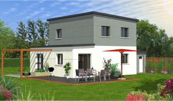 Ploudalmézeau programme immobilier neuve « Tréompan »  (5)