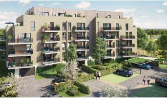 Arras programme immobilier rénové « Le Swing » en loi pinel