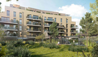 Arras programme immobilier neuve « Le Swing » en Loi Pinel  (2)