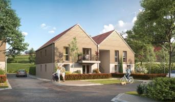 Méru programme immobilier rénové « Les Opalines » en loi pinel