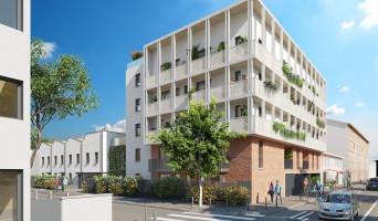Toulouse programme immobilier neuve « La Cavalière » en Loi Pinel  (3)