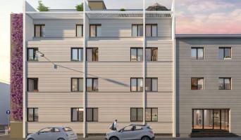 Reims programme immobilier rénové « Résidence 31 2 » en loi pinel