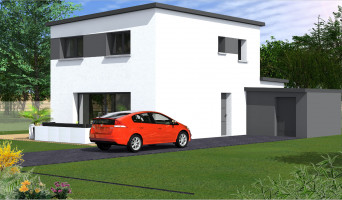 Saint-Martin-des-Champs programme immobilier neuve « Ty Nevez »  (4)