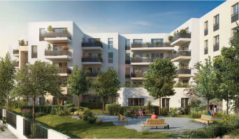 Melun programme immobilier rénové « Le Major » en loi pinel
