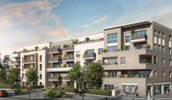 Melun programme immobilier neuve « Le Major » en Loi Pinel  (2)
