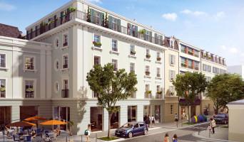Pontoise programme immobilier rénové « Les Nymphéas » en loi pinel