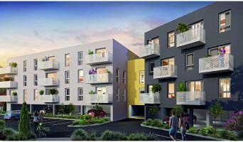 Le Petit-Quevilly programme immobilier neuve « Le Village de Diane » en Loi Pinel