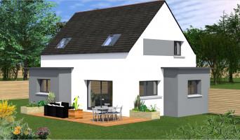 Lesneven programme immobilier neuve « Résidence du Comte Even »  (2)