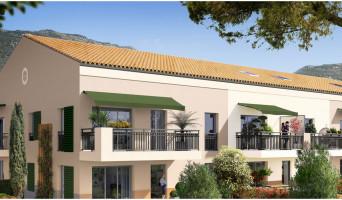 Carros programme immobilier rénové « Le Mas de Clery » en loi pinel