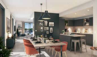 Montpellier programme immobilier neuve « Promesse » en Loi Pinel  (4)
