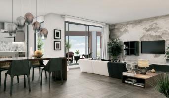 Montpellier programme immobilier neuve « Promesse » en Loi Pinel  (5)