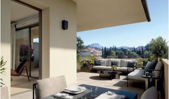 Aix-en-Provence programme immobilier neuve « Héritage » en Loi Pinel  (2)