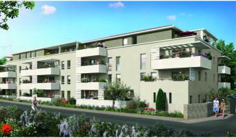 Pélissanne programme immobilier neuf « Les Allées Douces » en Loi Pinel