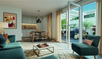 Pélissanne programme immobilier neuve « Les Allées Douces » en Loi Pinel  (2)