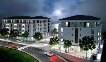 Bastia programme immobilier neuve « Miramare »