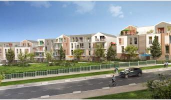 Montévrain programme immobilier neuve « Horizon Nature » en Loi Pinel  (2)