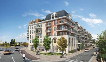 Chelles programme immobilier rénové « Faubourg Canal » en loi pinel