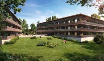 Cornebarrieu programme immobilier neuve « Carré Flore » en Loi Pinel  (2)