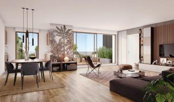 Cornebarrieu programme immobilier neuve « Carré Flore » en Loi Pinel  (3)