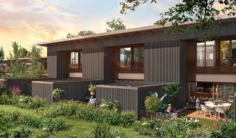 Cornebarrieu programme immobilier neuve « Carré Flore » en Loi Pinel  (4)
