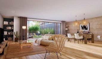 Cornebarrieu programme immobilier neuve « Carré Flore » en Loi Pinel  (5)
