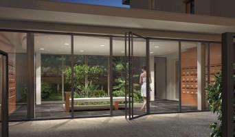 Saint-Priest programme immobilier neuve « Pavillon Jaurès » en Loi Pinel  (2)