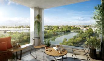Toulouse programme immobilier neuve « SO City » en Loi Pinel