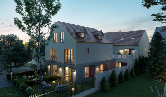 L'Haÿ-les-Roses programme immobilier neuve « Carré des Roses »  (2)