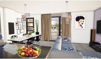 Saint-Pierre programme immobilier neuve « Clos de la Vallée »  (3)