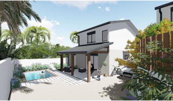 Saint-Pierre programme immobilier neuve « Longani »