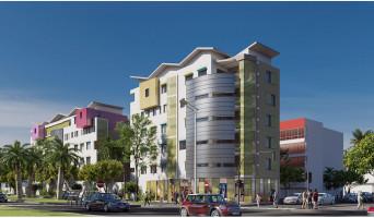 Saint-Denis programme immobilier neuve « Le Jardin des Lys »