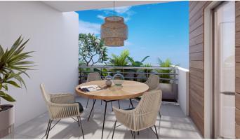 Saint-Denis programme immobilier neuve « Le Jardin des Lys »  (2)