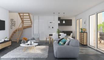 Pornichet programme immobilier neuve « Le Domaine de Beauchamp »  (3)